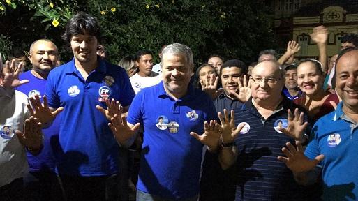 Resultado de imagem para número de jose dias  para deputado estadual